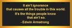 It Aint Ignorance
