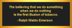 The First Illusion