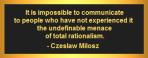 Total Rationalism