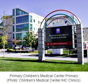 Primary Children's Medical Center Primary