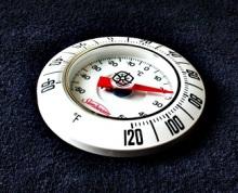Thermometer (Photo Burningwell - Greg Goebel)