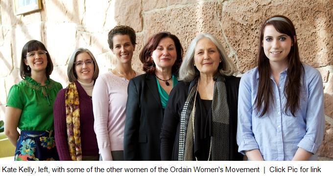 OrdainWomen, Captioned