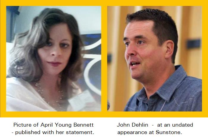 John Dehlin, and April Young Bennett