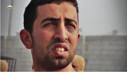 Jordanian pilot Muath al-Kaseasbeh